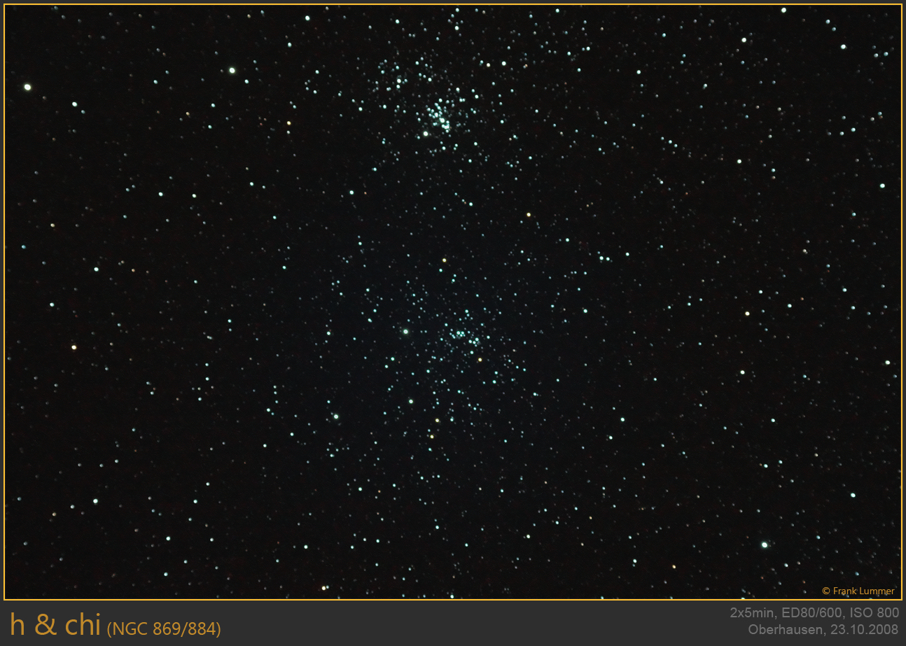 Double Cluster 2008