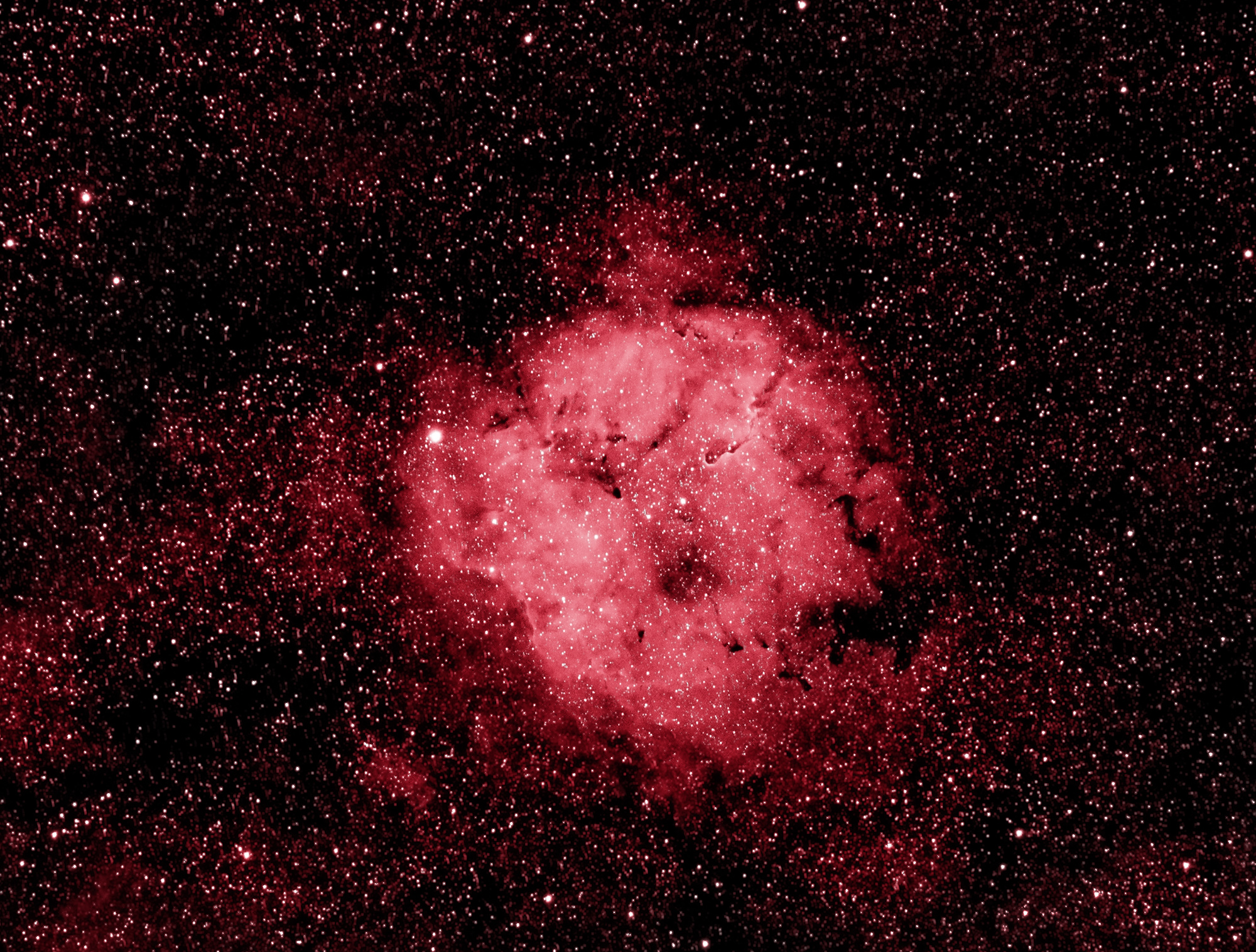 IC1396 in Halpha