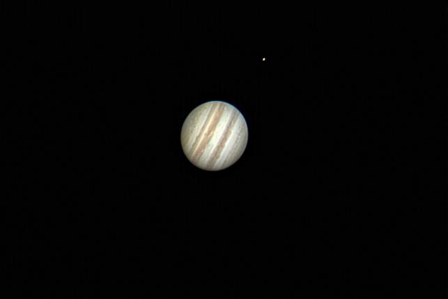 Jupiter DSLR